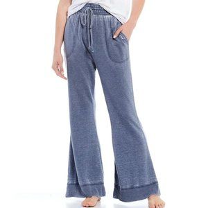 Free People ~ Cozy Cool Wide Leg Lounge Pants